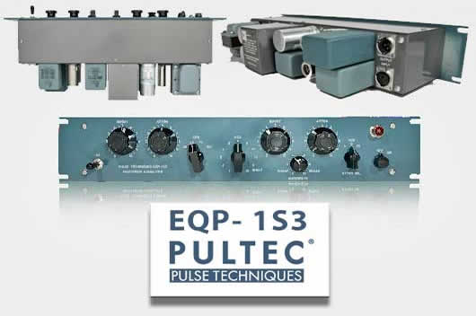 The EQP-1S3 from Pultec Pulse Technologies