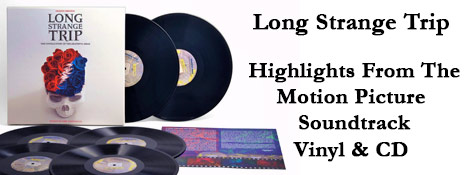 Grateful Dead - Long Strange Trip - Highlights from the Motion Picture Soundtrack Vinyl & CD